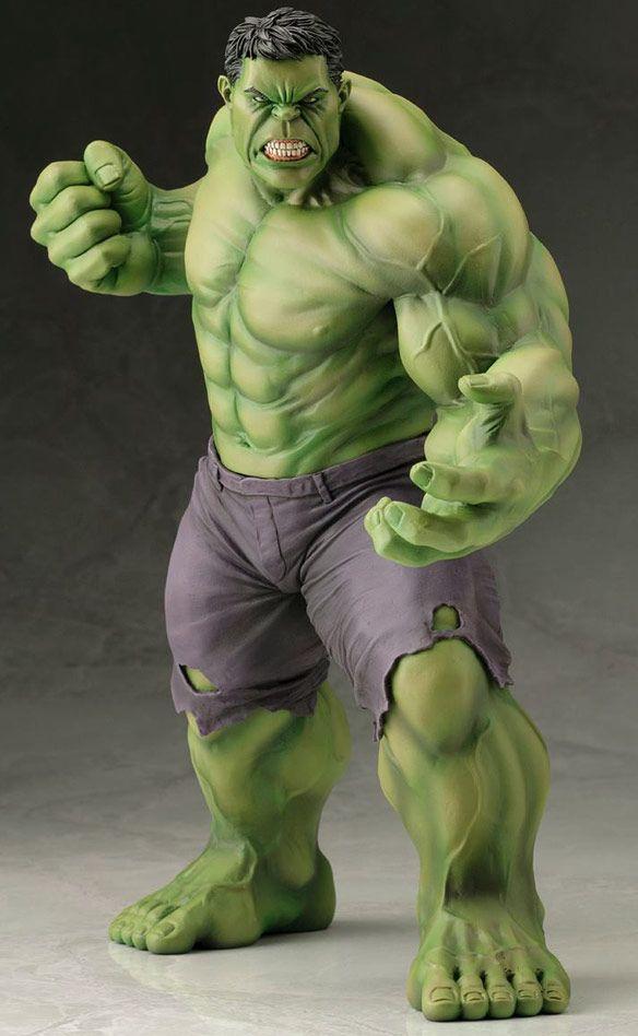 Avengers Now Hulk ArtFX  Statue