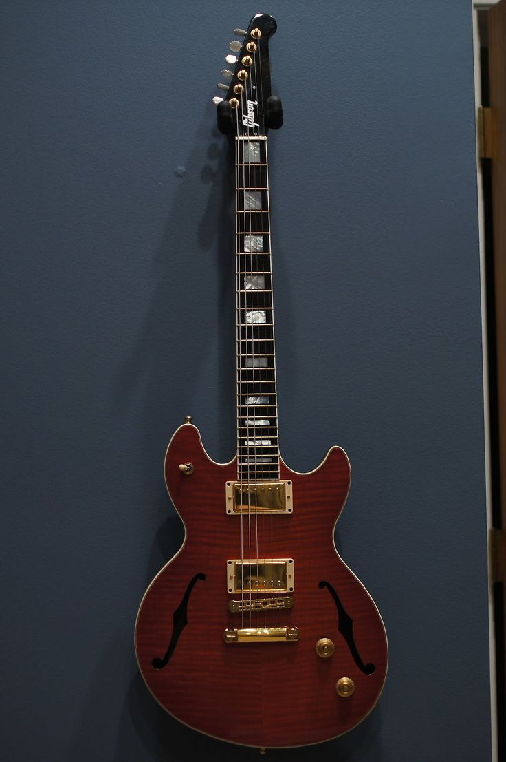 Gibson Vegas High Roller 2006 Roulette Red
