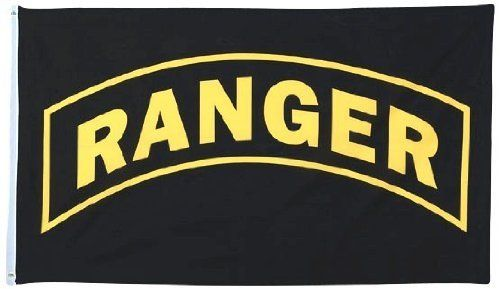 United States Army (RANGERS) 3'x5' Polyester flag . $13.44. UNITED STATES ARMY RANGERS 3X5 FOOT FLAG WITH GROMMETS