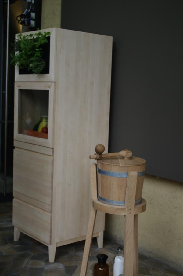 Back to the Root - A Food Storage Unit by Kornelia Knutson, Gabriella Rubin, Lund University, School of Industrial Design