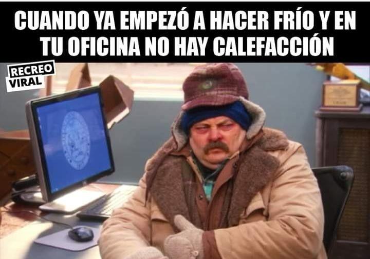 Buenos Dia Frio Memes De Frio Imagenes Chistosas De Frio Buenos Dias