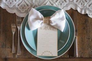 Menu d'inspiration Souterns Weddings Stef & Stef Photographie