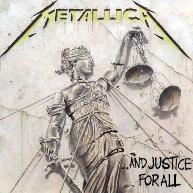 And Justice For All - Metallica CD - Barnes and Noble