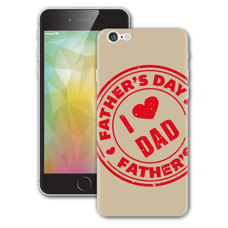 Father's Day iPhone sticker Vinyl Decal