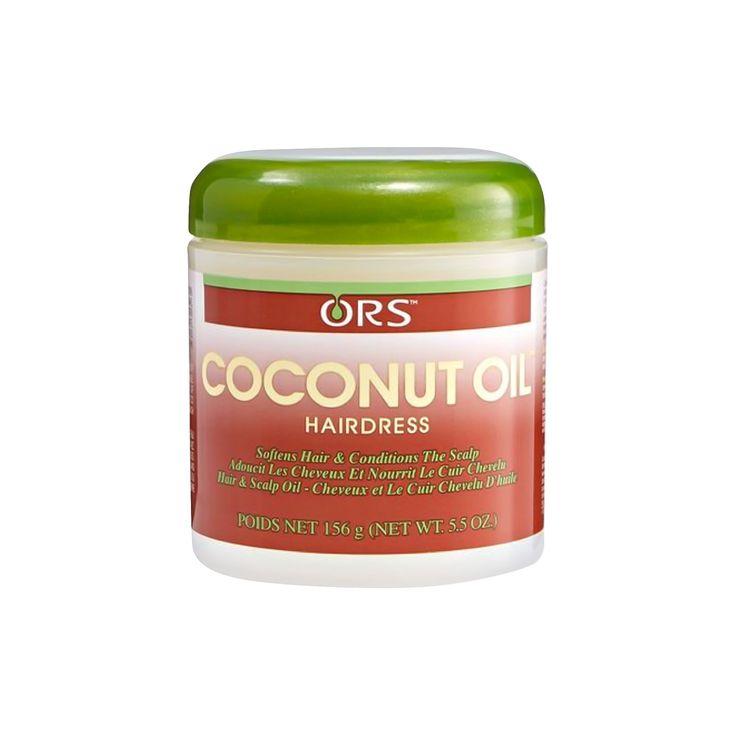 Ors Coconut Oil Hair Softener - 5.5oz