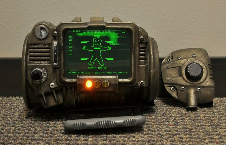 I purchased my Pip-Boy kit from Skruffy on The RPF. It was an EXCELLENT cast, I highly recommend -- For Sale (FS) Pip-Boy 3000 Kits (from Fallout 3 and New Vegas)