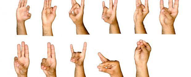 Mudrele, secretul degetelor îndoite, întinse sau atinse