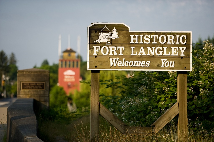 Historic, Fort Langley