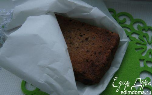 Здоровый банановый хлеб (без муки) | Кулинарные рецепты от «Едим дома!»