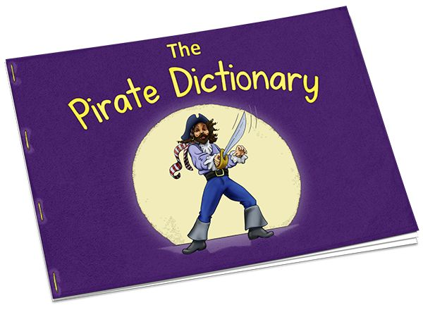 Click here for your free Pirate Dictionary!