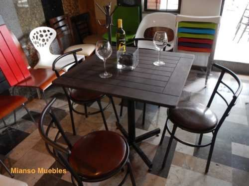 Best 25 mesas para restaurante ideas on pinterest for Mesas para restaurante