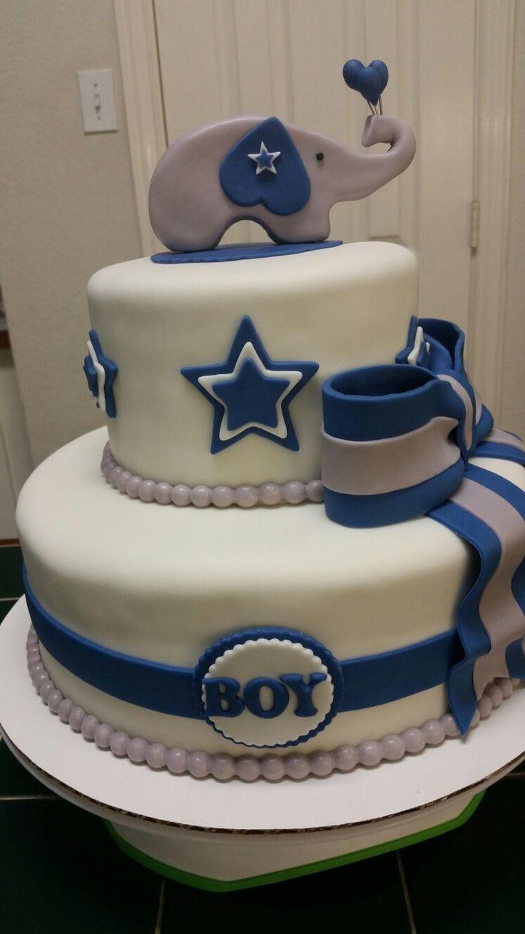 Amyu0027s Crazy Cake   Dallas Cowboys Themed Baby Shower Cake
