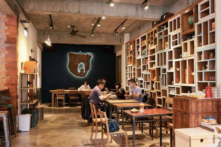 [ CAFÉ JUNKIES ]  蒐籮一屋子老東西,打造美式休閒咖啡館    介紹:www.searchome.net/article.aspx?id=19505