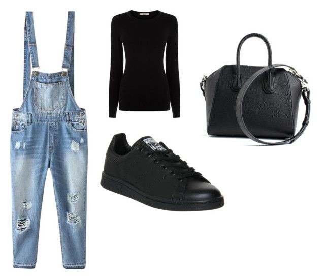 """""""Untitled #35"""" by jackeline1913 on Polyvore featuring Relaxfeel, Oasis, adidas and Givenchy"""