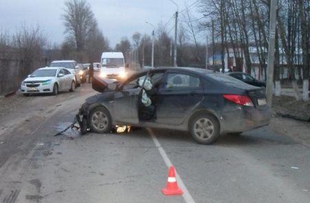 Пьяный водитель стал причиной аварии, где пострадали беременная женщина и ребенок - Сайт города Домодедово