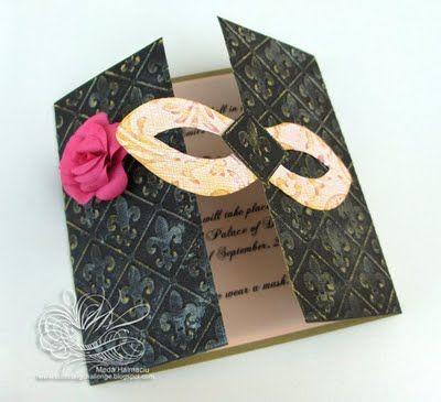 masquerade decorations | Phantom of the Opera / Masquerade Ball Ideas - Project Wedding Forums