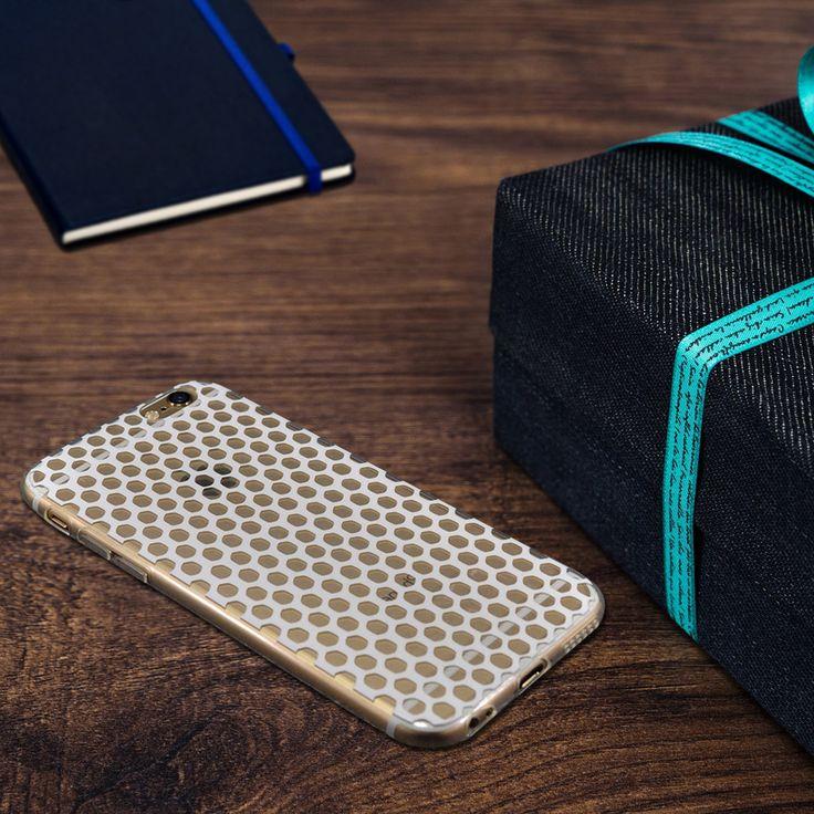 Zarif görünümü ve şık tasarımıyla öne çıkan halka desenli iphone 6 kılıf, çok uygun fiyata mobilce.com'da
