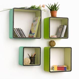 Decorative Wall Shelf 25+ best floating cube shelves ideas on pinterest | easy shelves