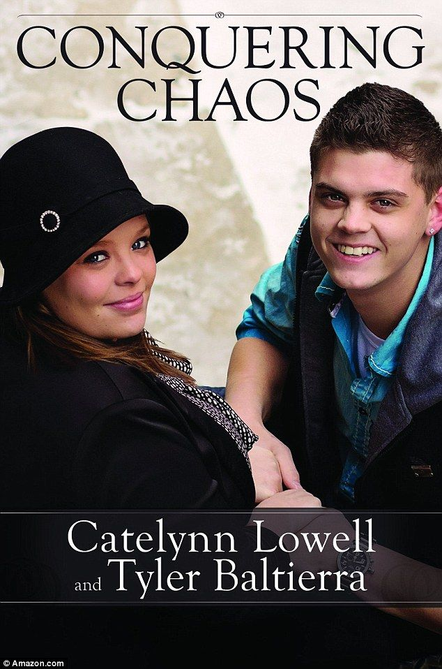 'We turned into crazy, horny teenagers who got high on everything from cough syrup to Ecstasy. 16 & Pregnant and Teen Mom couple Catelynn and Tyler reveal secrets of their trailer park past in new book | Daily Mail Online