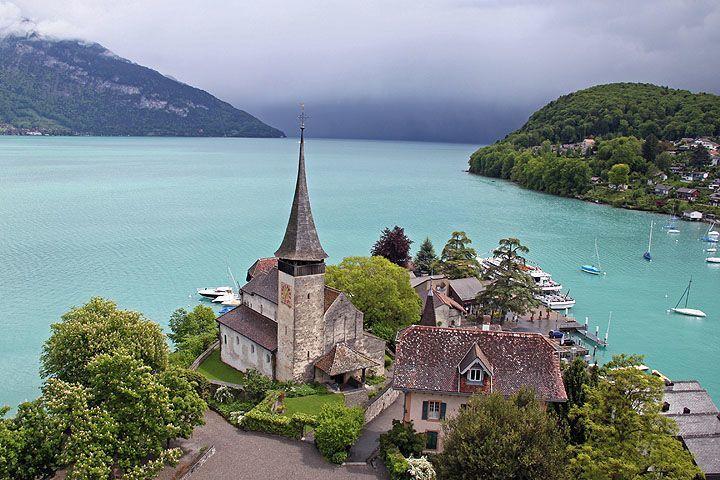 FAULENSEE SWITZERLAND | Spiez, Switzerland: