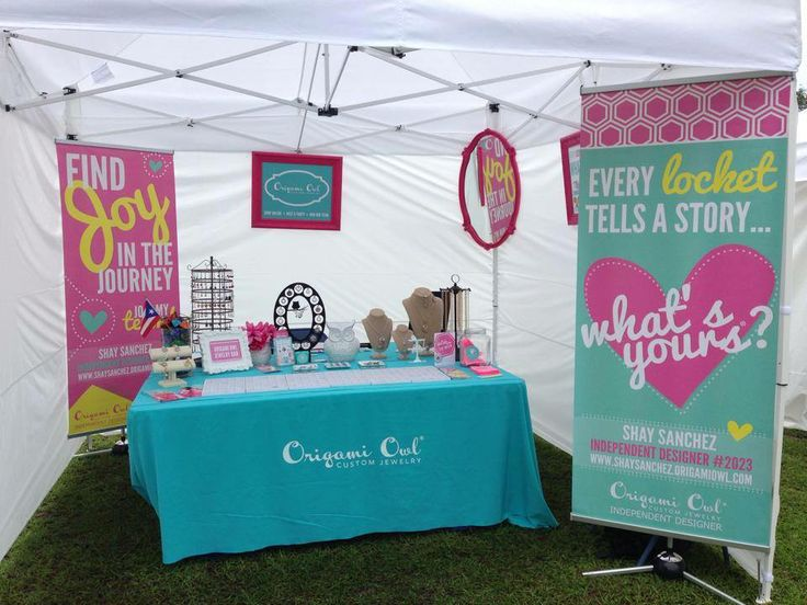 39 Best Origami Owl Booth Images On Pinterest Origami