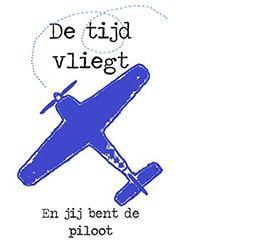 #tijd #vliegt