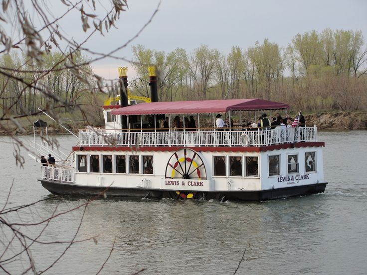 Lewis and Clark Riverboat - Home. For Field Trip Fridays.