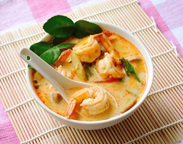 Esotica e piccante: la cucina thailandese