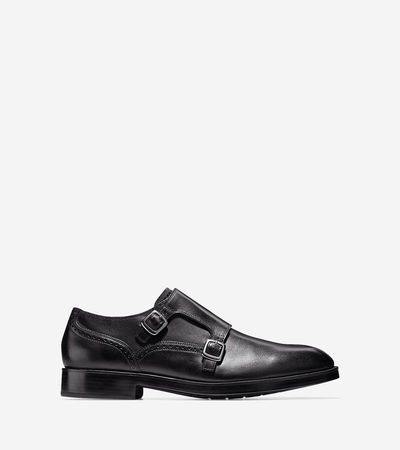 Cole Haan : Harrison Grand Double Monk Oxford