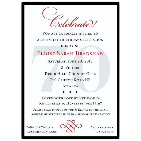 The Best Birthday Party Invitation Wording Ideas On Pinterest - 1st birthday invitation message on whatsapp