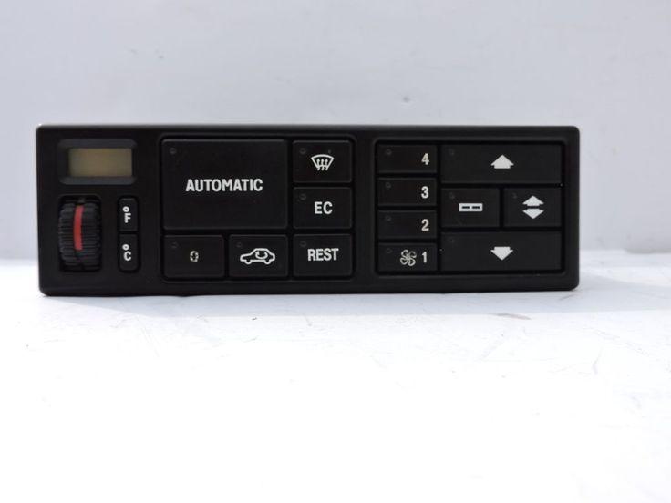 90-96 Mercedes SL500 500SL HVAC Control 129 830 05 85 A/C Heat Control Display  #MercedesBenzOEMSL500500SL