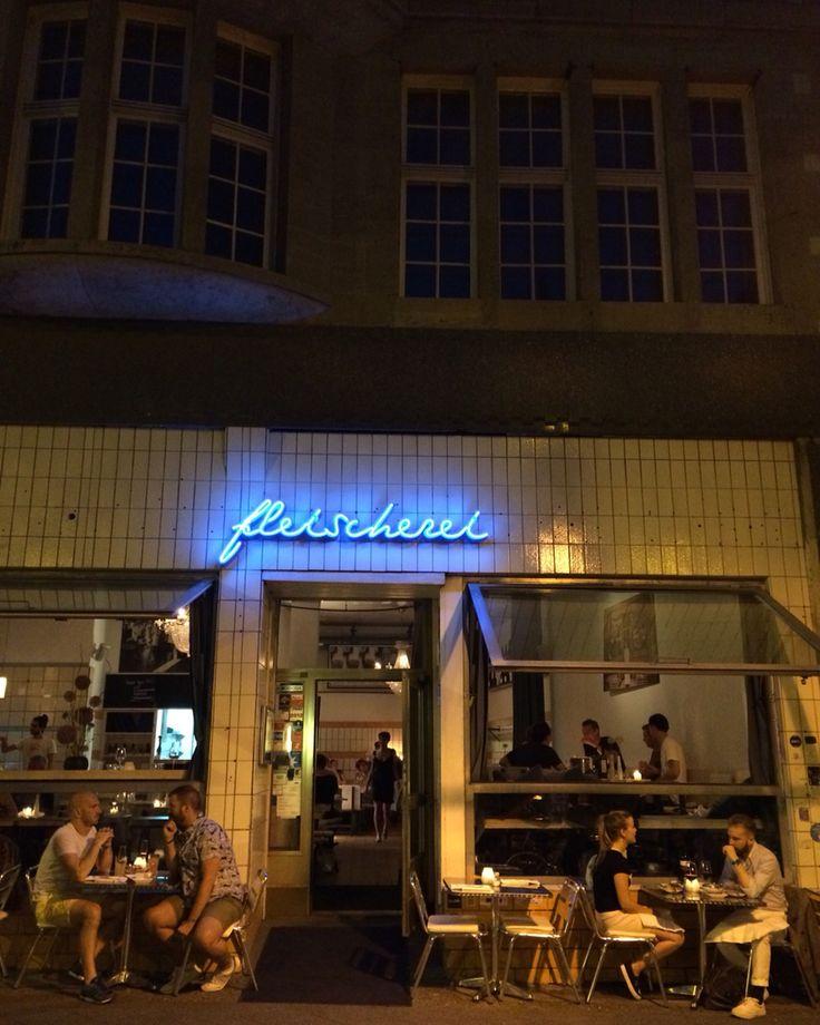 fleischerei - Berlin Prenzlauerberg