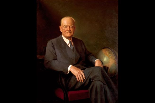 West Branch (IA) United States  city images : ... HOOVER, 31st President of The United States born in West Branch, IA