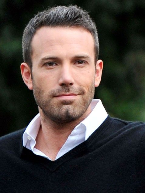 Ben Affleck. Always so handsome! He Always looks like he is a good person and same goes with his very lovely wife!!! I am so happy the two of them met :):):)