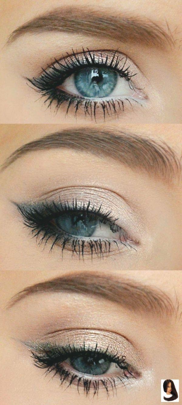 Subtiles Augen-Make-up Nette Tipps und Tricks uncategorized
