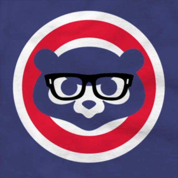Chicago Cubs Shirt Joe Maddon Glasses Blue Size S M L XL 2XL