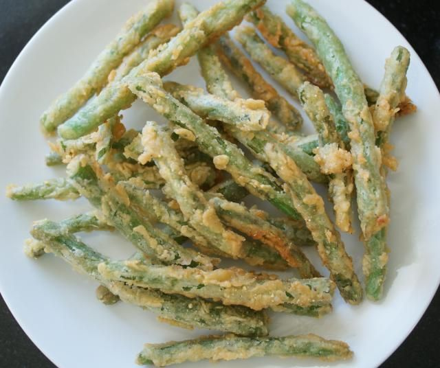 10 Exciting Recipes for Snappy Green Beans: Buttermilk Fried Green Beans