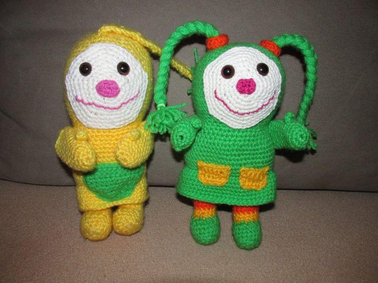 #crochet #kouzelna_skolka #frantisek #fanynka