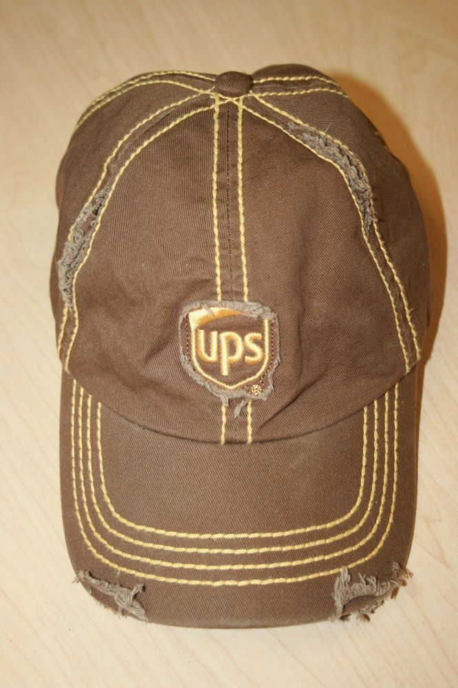 ... Employee Brown Distressed Adjustable Baseball Cap Hat  fashion  clothing   shoes  accessories  unisexclothingshoesaccs  unisexaccessories (ebay link) cd6cef295127