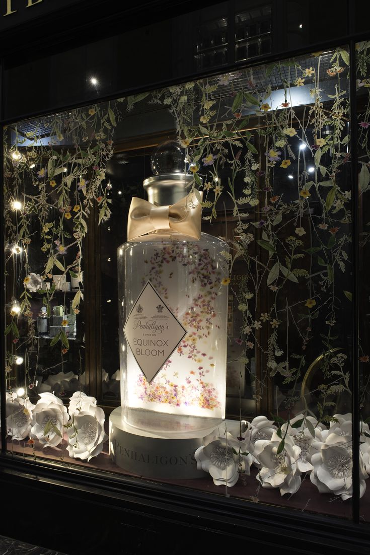 PENHALIGONS | EQUINOX LAUNCH | 2016 by Millington Associates