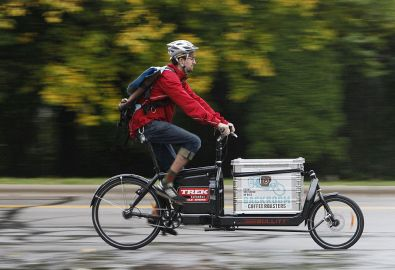 Now Hiring- Bike Delivery