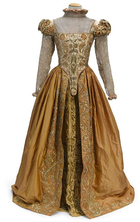 "Costume Worn by Gwyneth Paltrow as Viola in ""Shakespeare in Love""  Sandy Powell  1998  Bonhams"