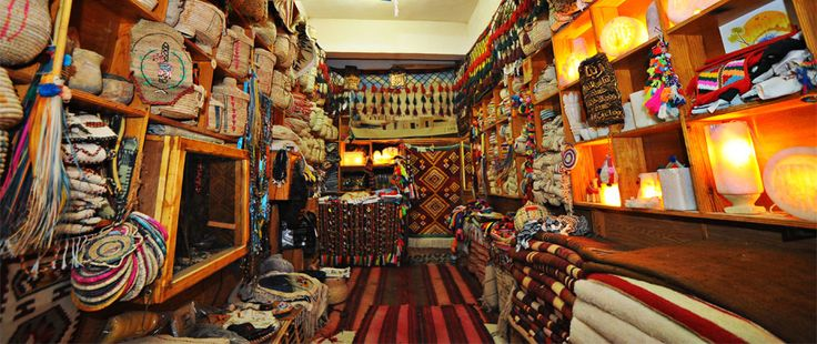 Siwa where you find the best craft traditions. you can buy a ceramic Tajine dishes, the traditional looking Pyramids, all are handmade.   Marketing@blueskygroup.net
