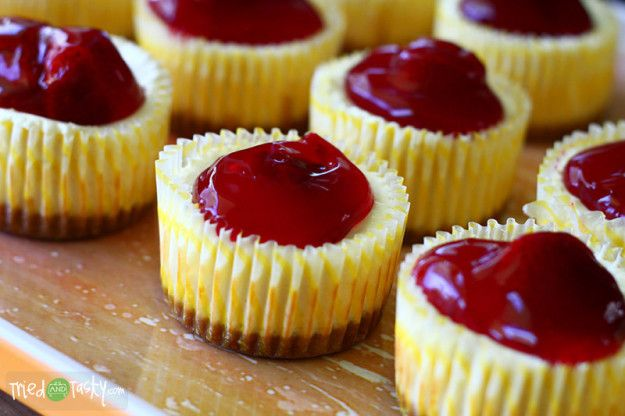 Mini Cheesecakes - Tried and Tasty
