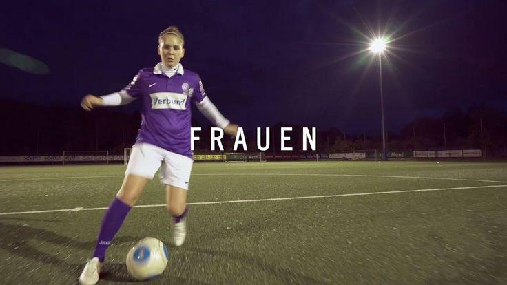 Der FK Austria Wien engagiert sich im Frauenfußball.   Ein violettes Frauenteam gibt es seit Kurzem mit dem USC Landhaus bereits. Doch es folgt mehr: Der Mädchen- und Frauenfußball wird in den nächsten Jahren eine immer wichtiger werdende Rolle bei Violett spielen. _________  #weltfrauentag #internationalerfrauentag