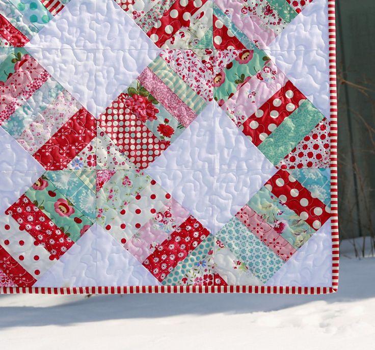 Best 25+ Aqua quilt ideas on Pinterest | Quilt patterns, Turquoise ... : quilt colors schemes - Adamdwight.com