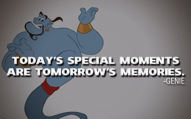 Tap image for more Disney inspiring quotes and love sayings. Todays specials moments - @mobile9 | #aladdin #genie quotes about love, love sayings, inspiring quotes to live by