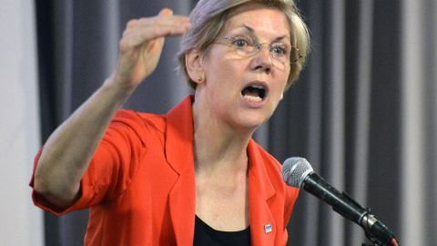 Are we looking into the future? Livestreaming: Elizabeth Warren and Paul Krugman on the Middle Class | Blog | BillMoyers.com
