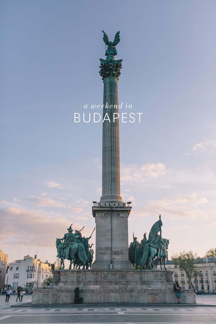 A Weekend in Budapest - the very best hotels, restaurants, things to do, travel tips - excellent travel guide to Budapest, Hungary!