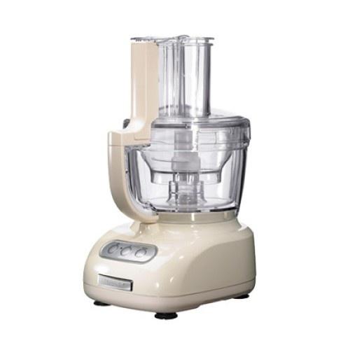 KitchenAid Artisan KFPM770 Food Processor Almond Cream